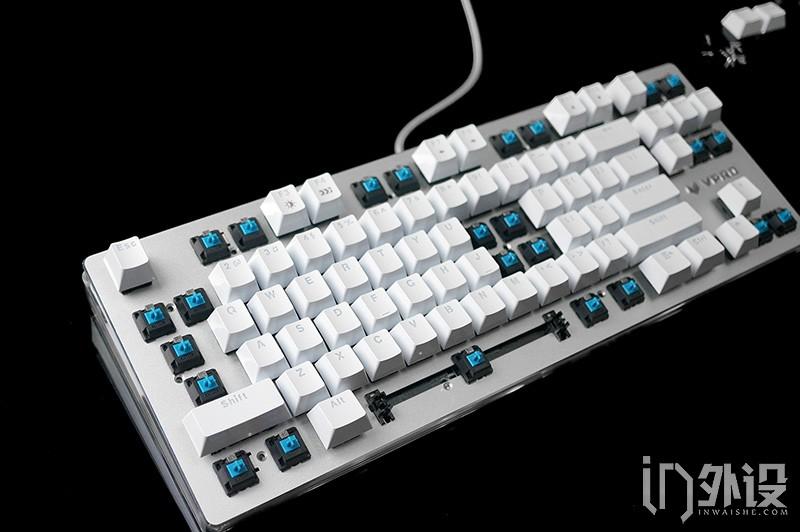 rgb机械键盘拆解评测-键盘-in外设-分享