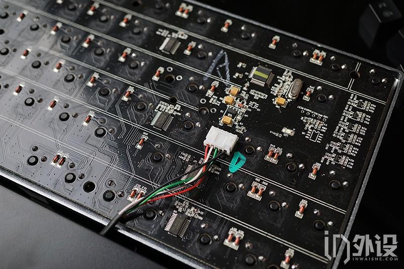 b机械键盘拆解评测