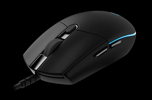罗技发布全新入门级专业游戏鼠标G PRO-品外设