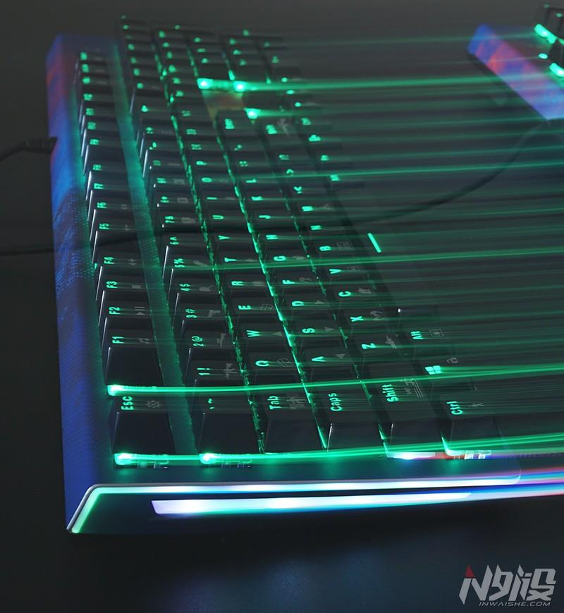 富勒征服者光磁开关机械键盘评测