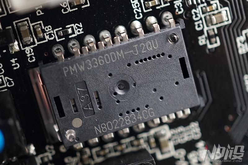 诠释性价比 富勒G93PRO游戏鼠标拆解评测