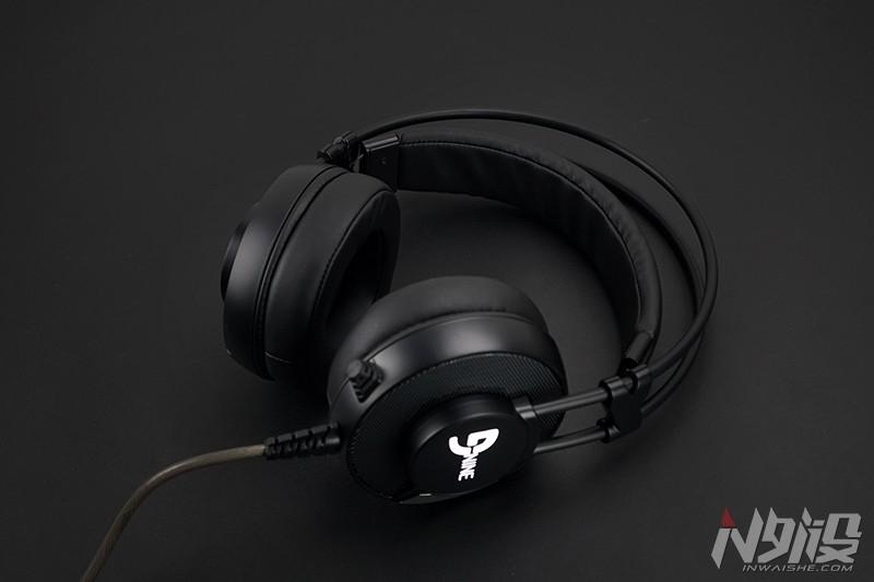富勒第九系H100 7.1游戏耳机体验