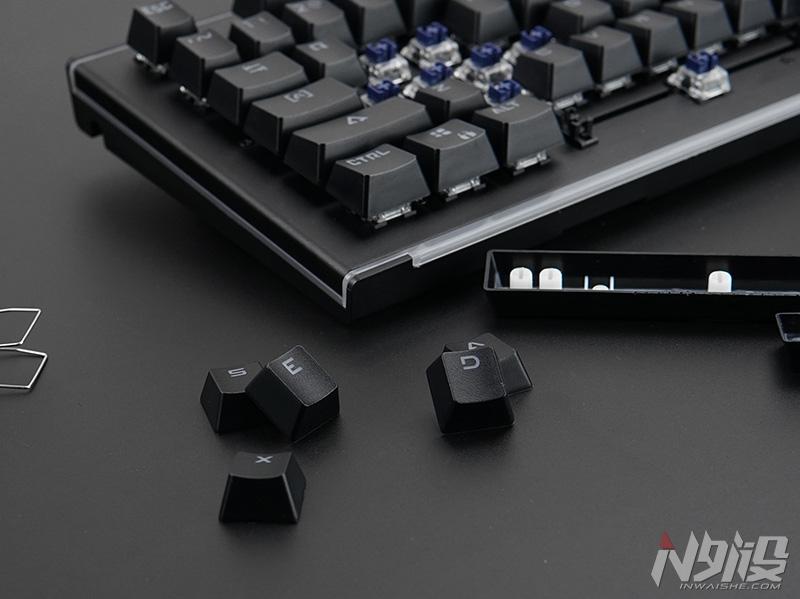 线性键盘电路图