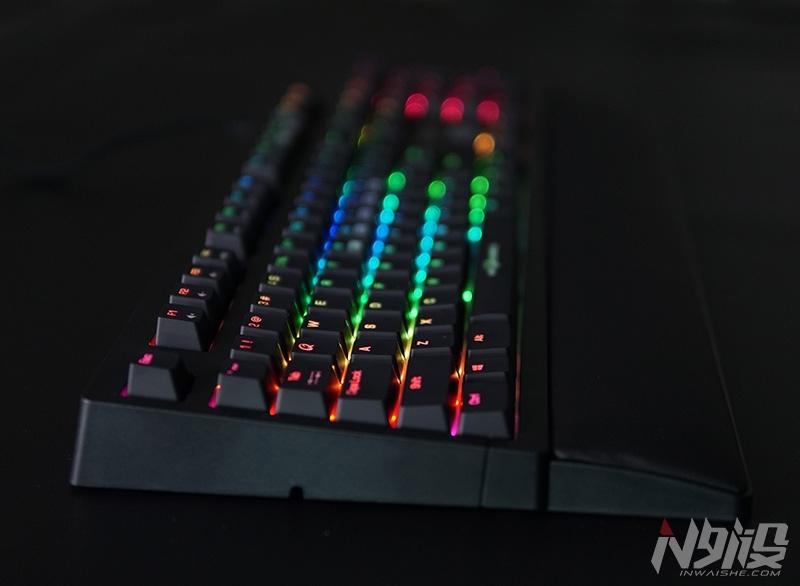 QPAD KO-90光耦轴体防水机械键盘评测