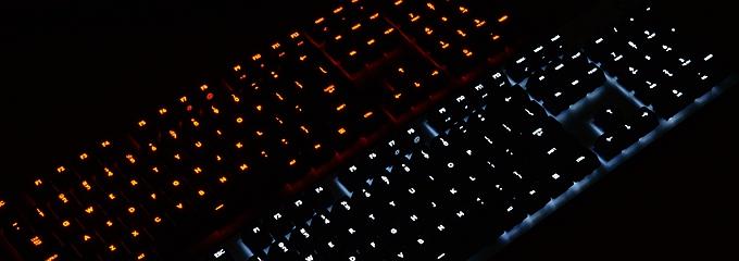 悬浮式键帽首秀 体验罗技G413机械键盘